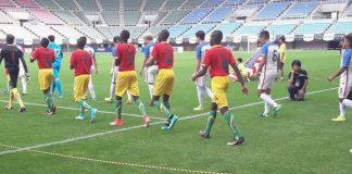 Syli de Guinée catégorie U16