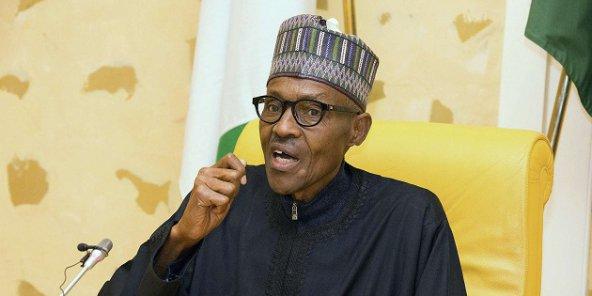 .Mohammad Buhari président du Nigéria