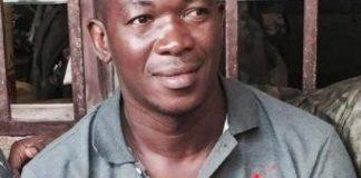 Mohamed Traoré B52 ufdg fédéral kaloum