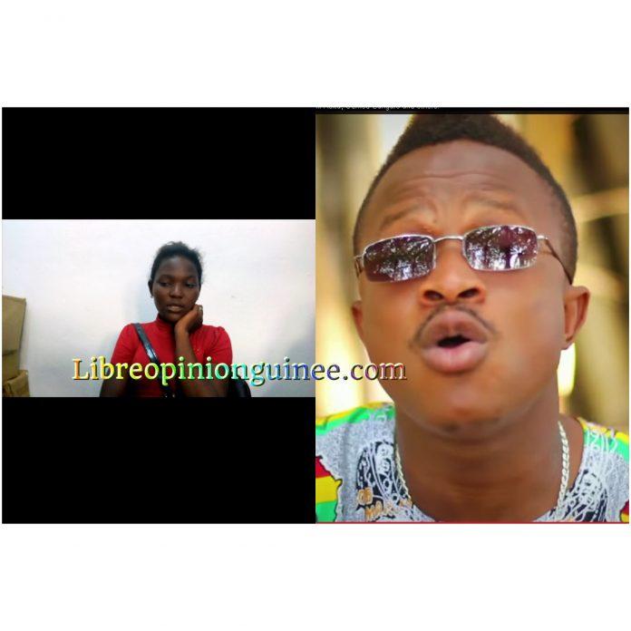Fatoumata Diaraye Baldé et Marcus Banlieue Zart