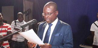 Sékouba Savané Directeur de la RTG Koloma