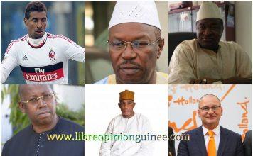 Les hommes les plus riche de la Guinée