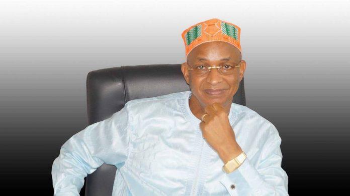 Elhadj Cellou Dalein Diallo président de l'UFDG Guinée