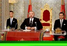 Le Roi Mohamed VI du Maroc