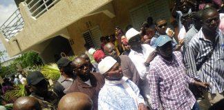Me Abdoulaye Wade au Sénégal