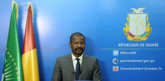 Moustapha Mamy Diaby ministre des postes et télécommunications Guinée