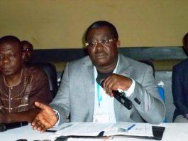 Me Salifou Kébé président de la Ceni Guinée