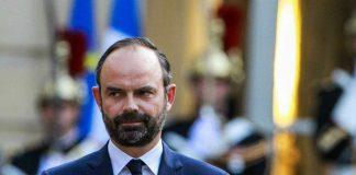 Edouard Phillipe premier ministre Français