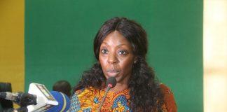 Maladho Kaba ministre de l'économie et des finances de Guinée