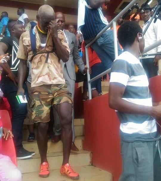 mamady-kaba-Dieng ancien footballeur du syli de Guinée
