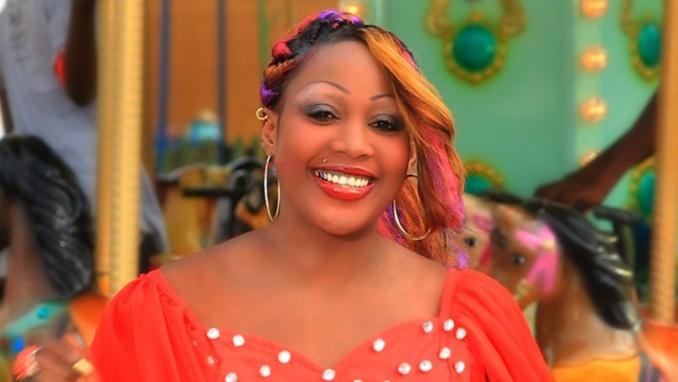 La chanteuse Amy Collé Dieng du Sénégal