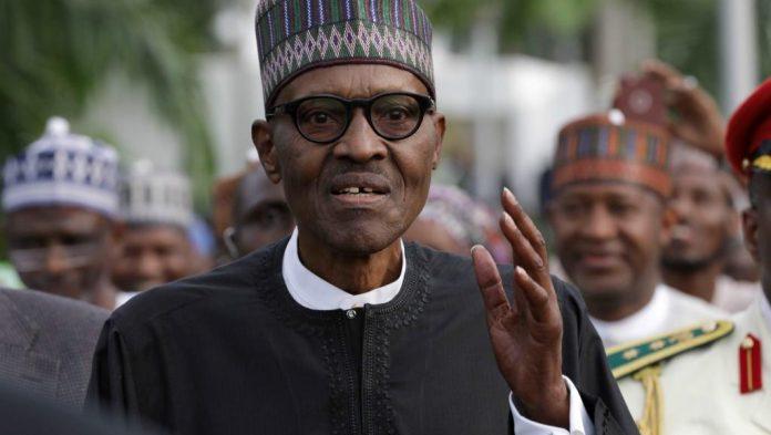 Mohammad Buhari président du Nigéria