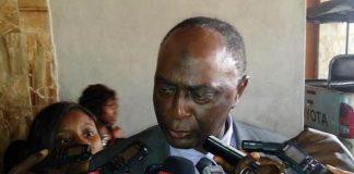 Kader Aziz Camara Ceni Guinée