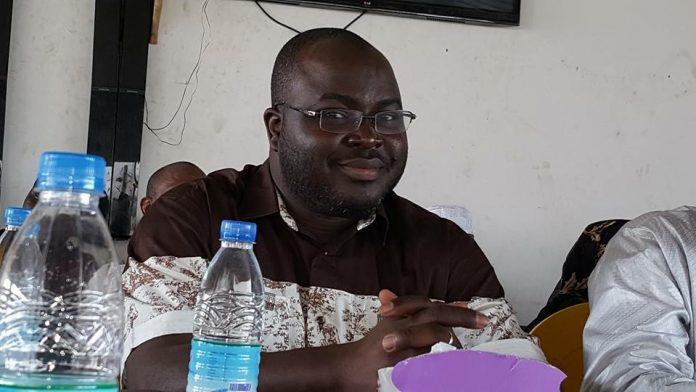 Ibrahim Kalil Chef de cabinet de la présidence de la république de Guinée