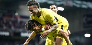 Neymar au PSG
