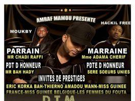 Paris, Concert de l'artiste DTM