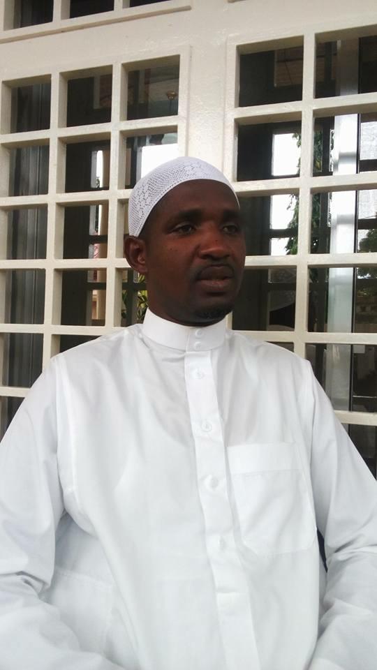 Elhadj Mouctar Diallo President des NFD de retour du pèlerinage