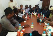 La ceni rencontre les membres du FAD en Guinée