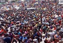 Manifestations de l'opposition Guinéenne du 20 septembre 2017