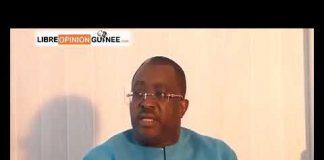Me Salifou Kébé président de la CENI de Guinée