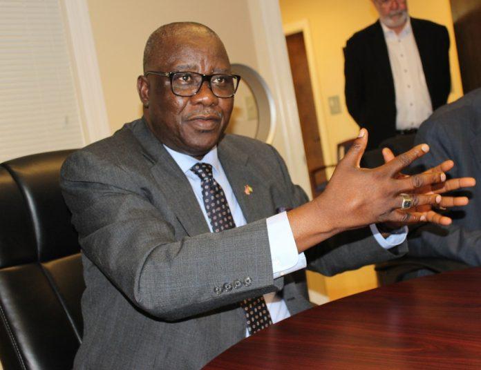Mamady Condé ambassadeur de la Guinée aux Etats-Unis