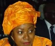 Hadja Djéné Kaba Condé première dame de Guinée