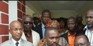 L'opposition Guinéenne en conclave au QG de l'ufdg