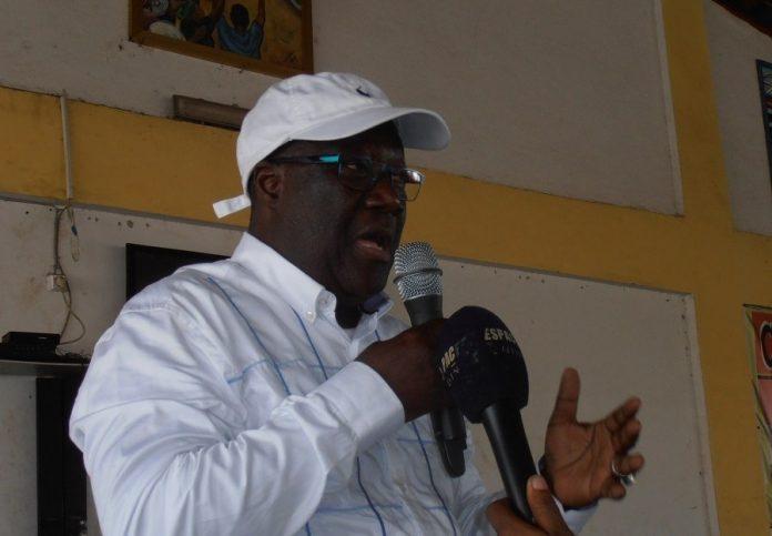 Malick Sankhon directeur général de la CNSS