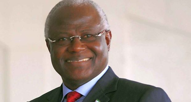 Ernest Bai Koroma President de la Sierra Leone