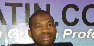 Macka Baldé vice-président des NFD à Guineematin