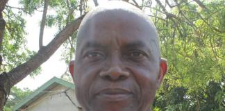 Aboubacar Soumah syndicaliste de l'enseignement en Guinée
