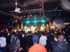 Concert du collectif whonkai 2020 à Paris au news morning