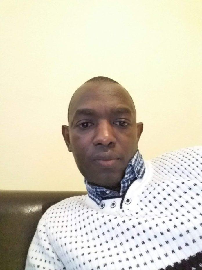 Babalawo Baldé, un jeune activiste de la diaspora guinéenne à bruxelles