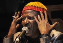 Alpha Blondy artiste