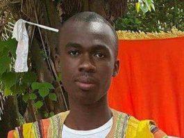CONAKRY- Junior Yoboué, jeune étudiant en médecine de nationalité ivoirienne a été tué par balle ce mercredi 6 décembre 2017 à Hamdallaye