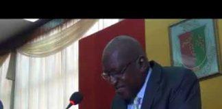 Ibrahim Kalil Konaté K au carré ministre de l'enseignement