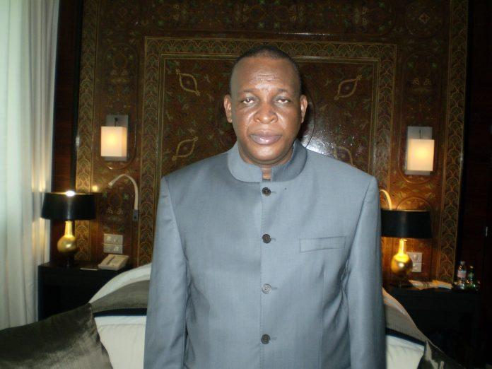 Sekouba Konaté ancien President de la transition en Guinée