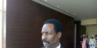 Cheick Taliby Sylla, ministre de l'énergie de Guinée
