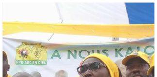 Mbalia Magassouba et Cheick Traoré