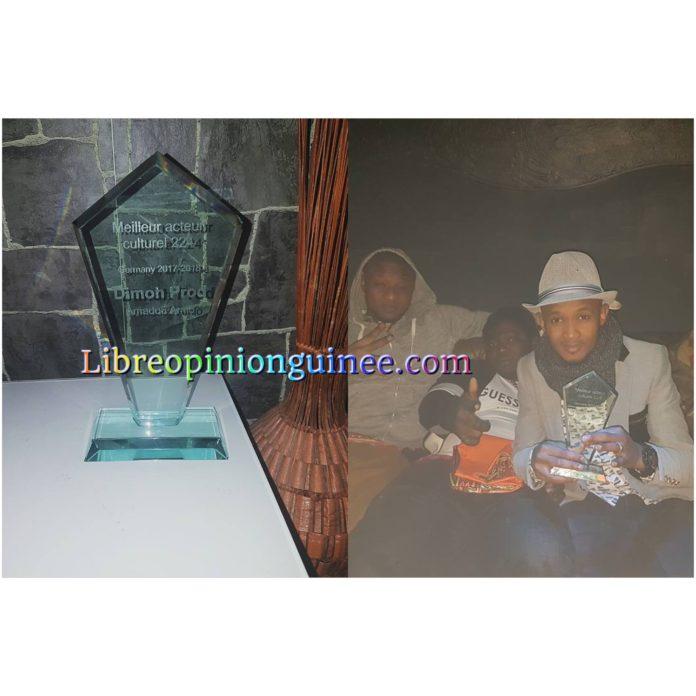 Amadou Amlo Dimoh-Prod