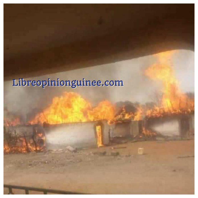 Violences post-électorale à Kelenko Dinguiraye