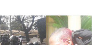 Violences au domicile de Cellou Dalein à Dixinn