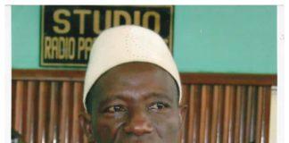 Aboubacar Soumah député de l'UFDG