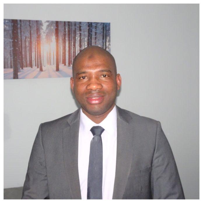 Macka Balde, vice-président des NFD Guinée