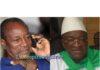 Alpha Condé et Mamadou Sylla UDG