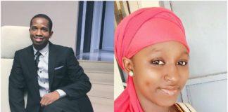Thierno Ousmane Balde et Mlle Barry Fatoumata Binta