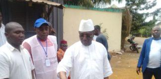 Communales-Sidya Touré vote 2018