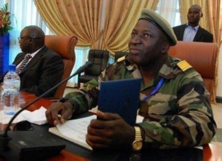 Colonel Moussa keita du CNDD
