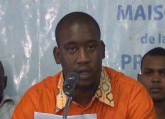 Aliou Bah du bloc Libéral
