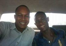 Dombarki Dèna nfd et Boubacar Diallo grenade de l'UFDG à Dakar